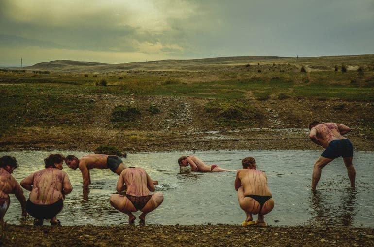 Exploring Religion: 13 Photo Essays Exploring Religious Rituals - cover