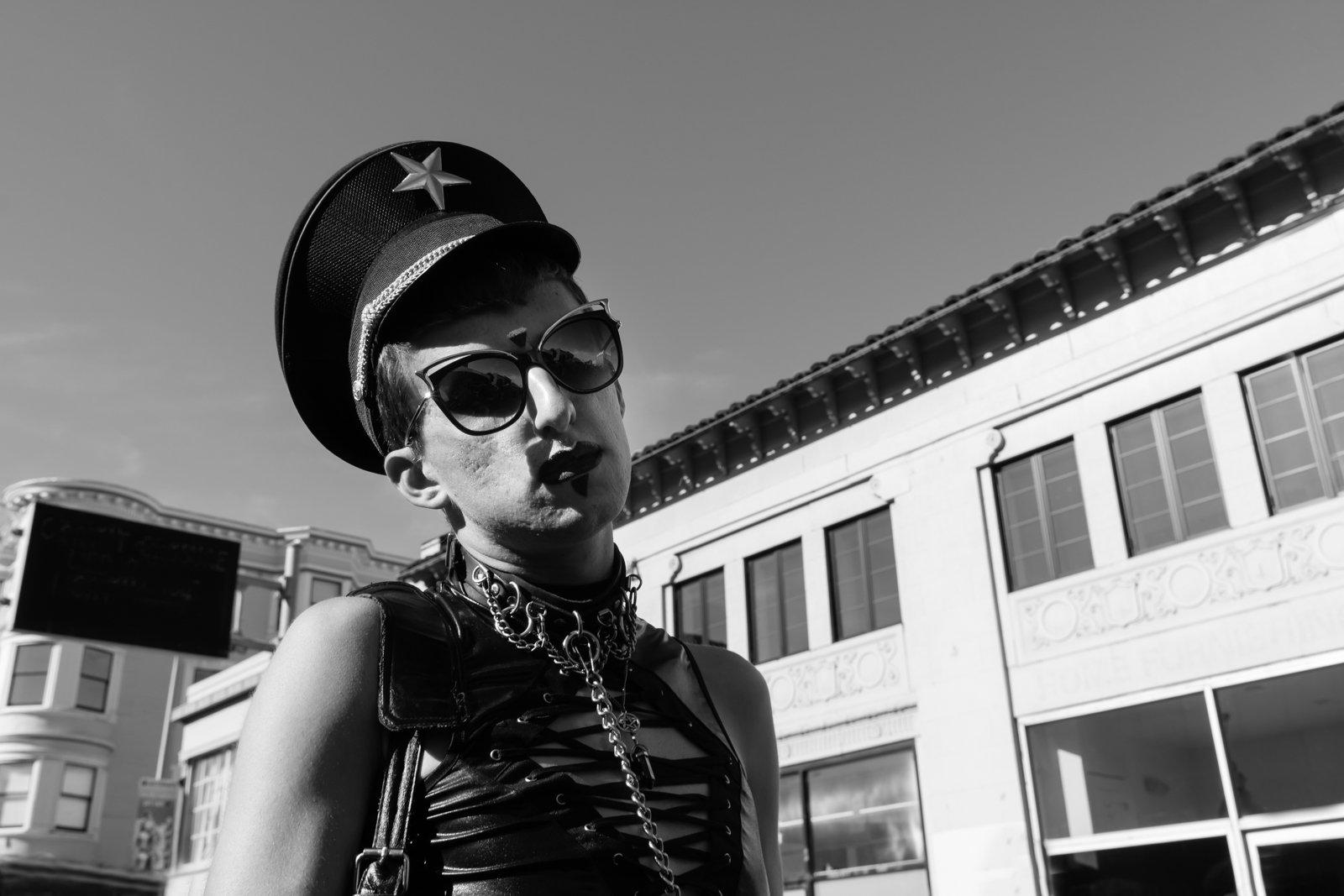 Eric Davidove Captures the Faces of San Francisco's BDSM Culture