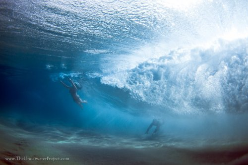 Mark Tipple's Underwater Photography Documents a Different Side of Surf