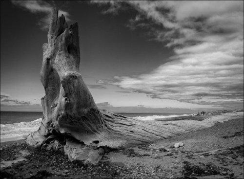 Scott Hillman's Monochrome Landscape Images