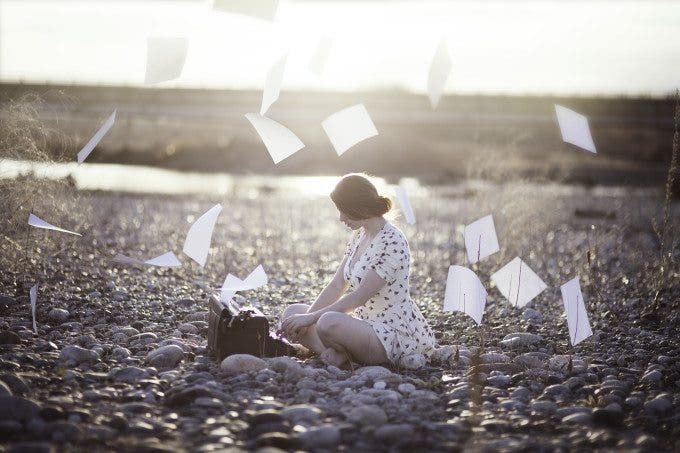 Jenna Martin Turns Insomnia into Surreal Images