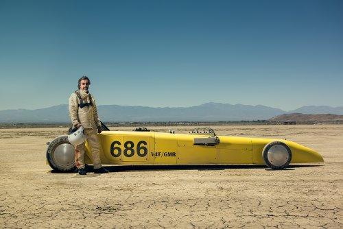 Kremer Johnson Photography Snaps Life on El Mirage's Fast Lane