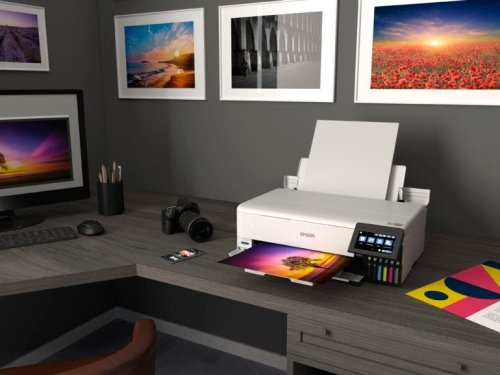 The New Epson Ecotank Printers are For the Home Office Photographer