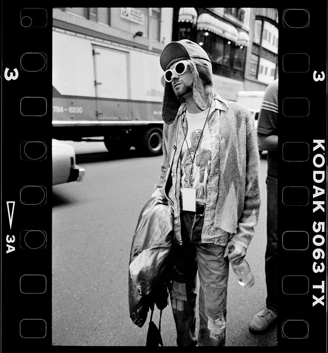 Kurt Cobain's Last Photo Shoot, and Other Stories from Photographers about Music