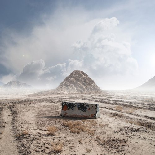 """Milad Safabakhsh: Tracing Human Presence on Earth With """"Erde"""" Series"""