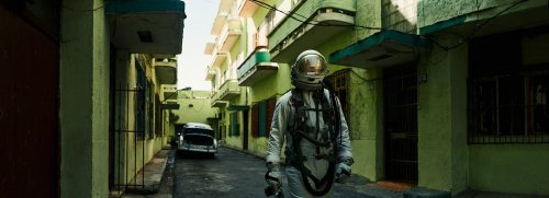 Maximilian Motel's The Traveller is a Beautiful Ode to Space Exploration