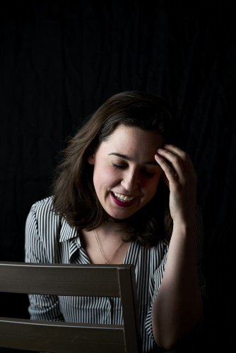 Creating Sharper Looking Portrait Photos Using Low Key Lighting