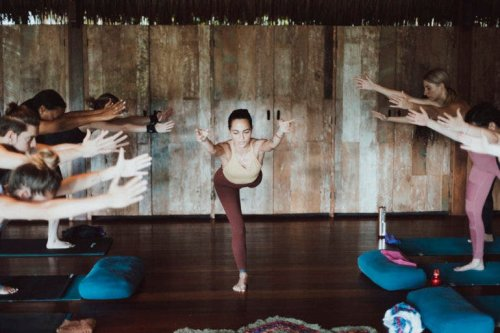 Katia Repina on Using Yoga and Photography for Balance