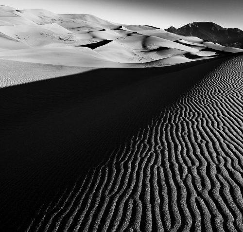 John Emery's Astonishing Black and White Landscape Photography