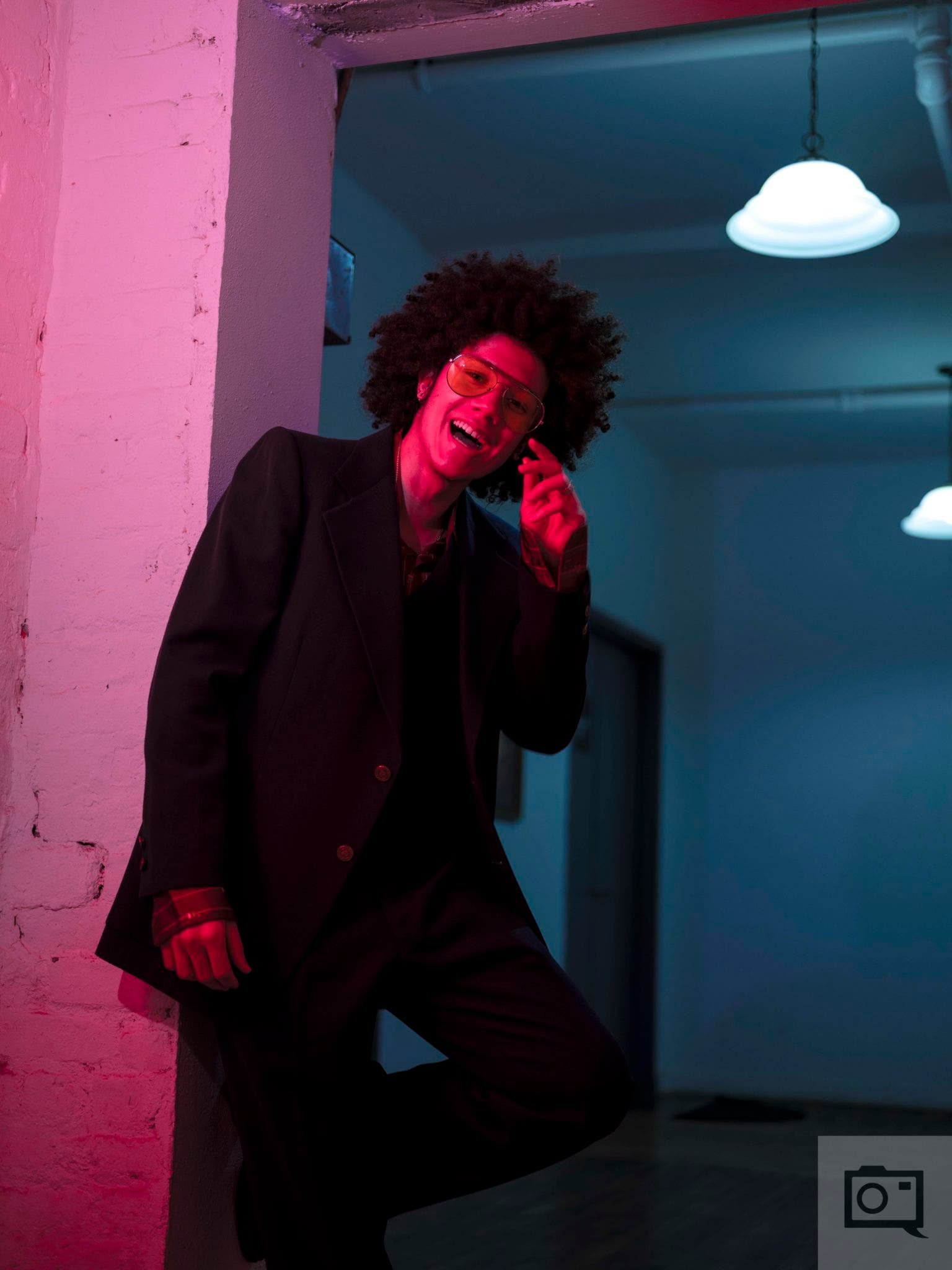 """Creating the Photograph: Chris Gampat's """"The Underground Club"""""""