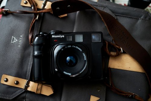 The Mamiya 6 is So Perfect and Can Make You a Better Photographer