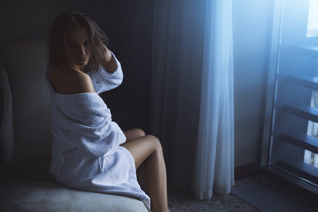 Alex Kolodyazhni's Portraiture Merges Cinematic With Lifestyle