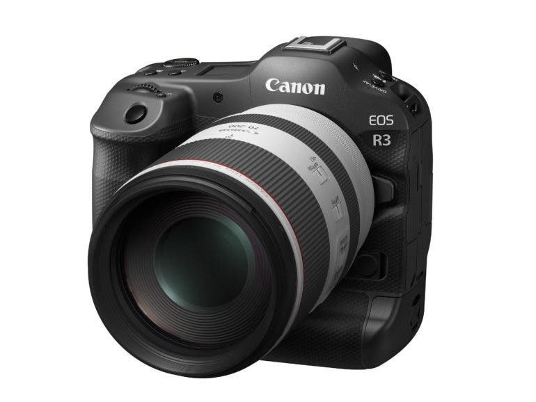 Canon EOS R3 Teases Remarkable AF. But What About the Sensor?