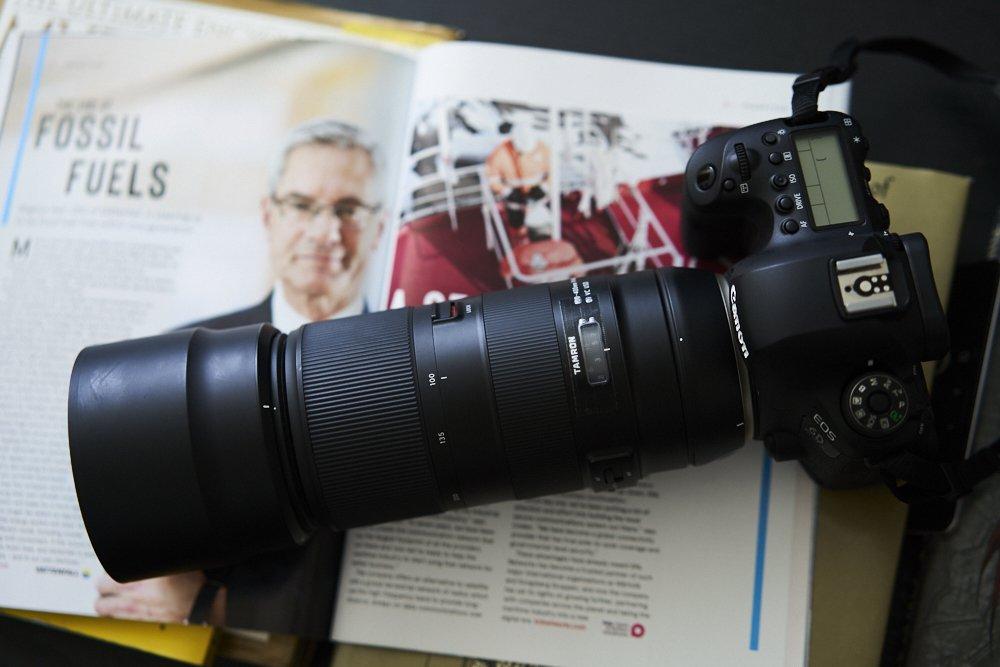 Review: Tamron 100-400mm f4.5-6.3 Di VC USD (Canon EF)