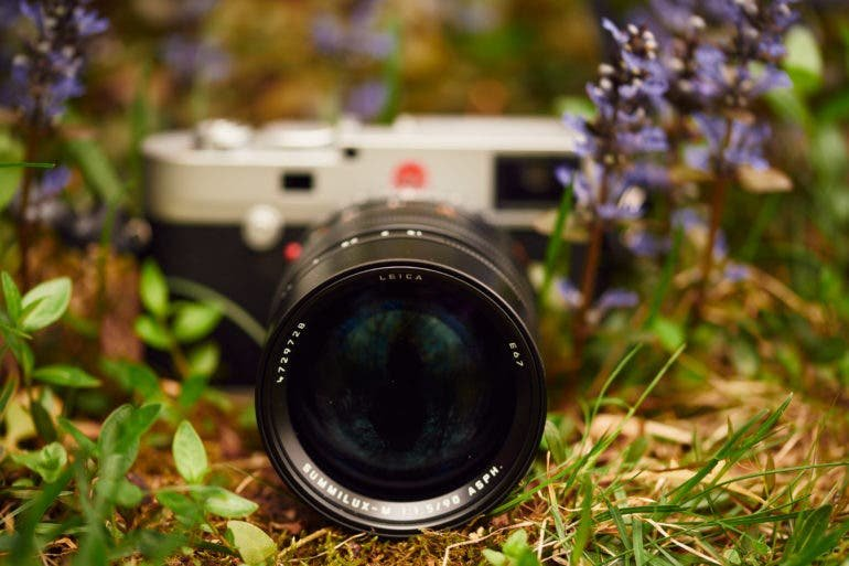 Challenging, but a Worthy Slice of Focus: Leica 90mm F1.5 Summilux ASPH