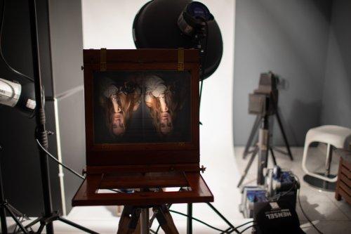 How Markus Hofstaetter Shot 3D Large Format Wet Plates