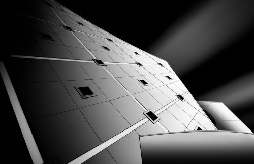 Abstract Visuals Dominate Architectural Photography by Fabio Giachetti