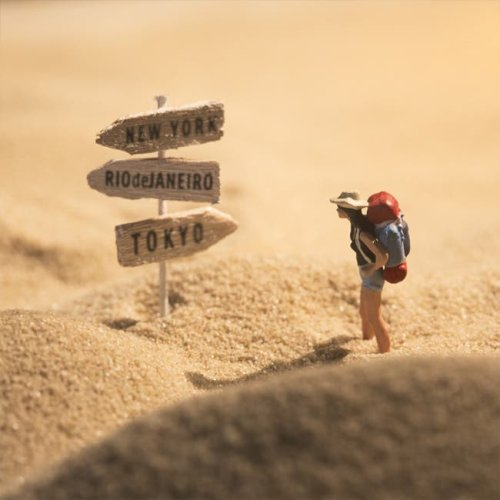 Clemens Wirth's Beautiful and Quirky Miniature World