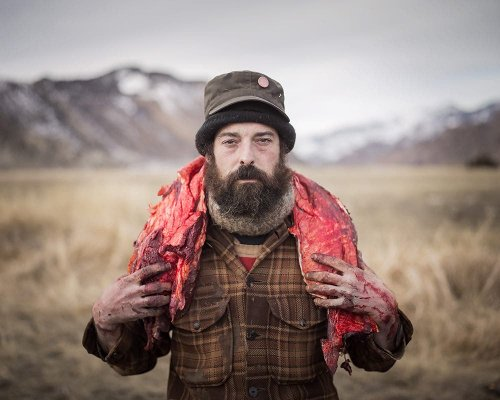 The Gleaners: The Aftermath Of Modern Day Buffalo Hunts