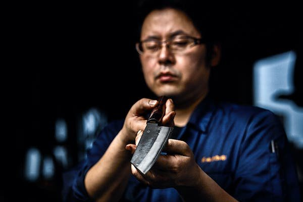 Mitja Kobal Documents the Japanese Way of the Blade Today