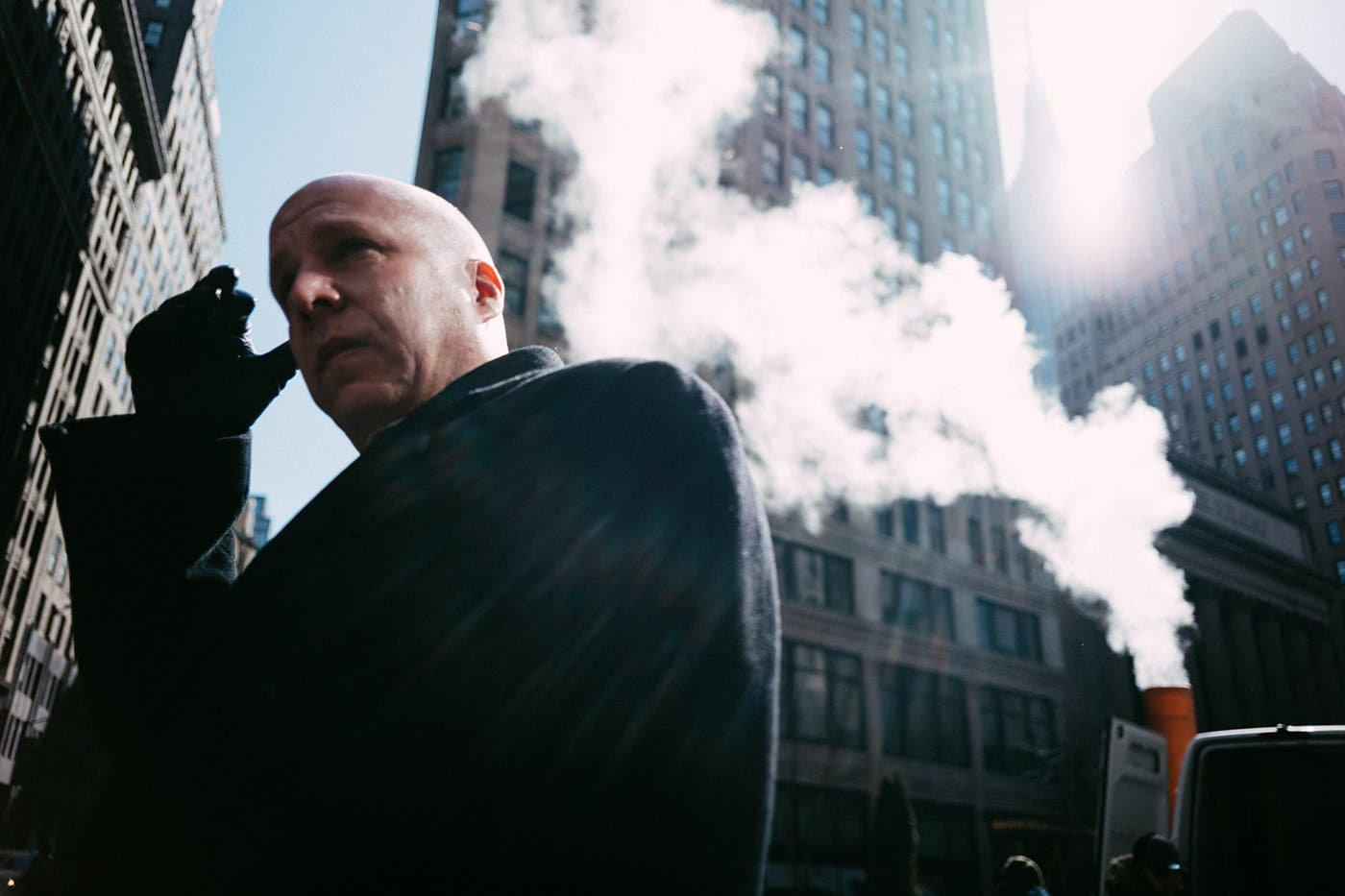 André Josselin Highlights the Anonymous Faces of New York City