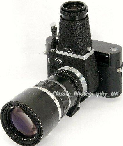 This Vintage Visoflex Lets Leica M Shooters Capture Better Landscapes