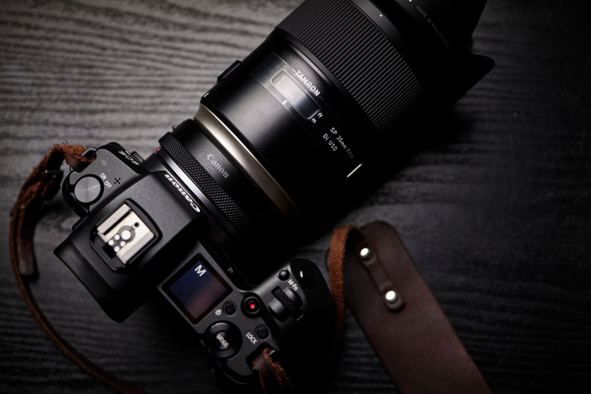 Review: Tamron SP 35mm f1.4 Di USD (A Great 35mm for Portraits)