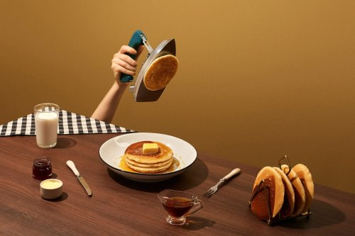 Break/Fast: Clever Food Photography by Tessa Dóniga Johnson