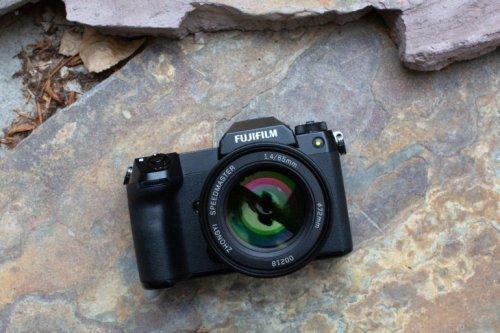 A Unique Option For GFX! Mitakon 65mm F1.4 Lens Review