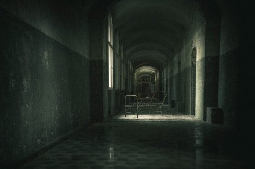 Malaise Explores A Sanatorium Turned WWI and WWII Military Hospital - The Phoblographer