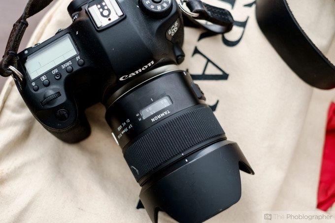 Review: Tamron 35mm f1.8 Di VC (Canon EF)