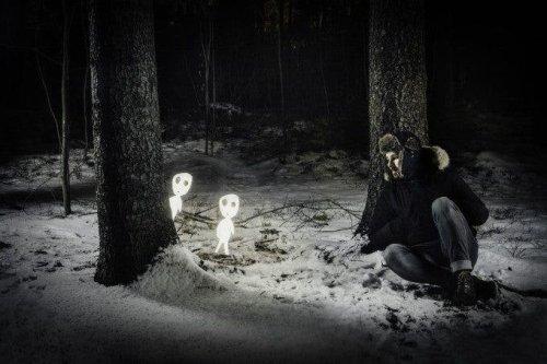 "Creating the Photograph: Clement Morin's ""Light Spirits"""