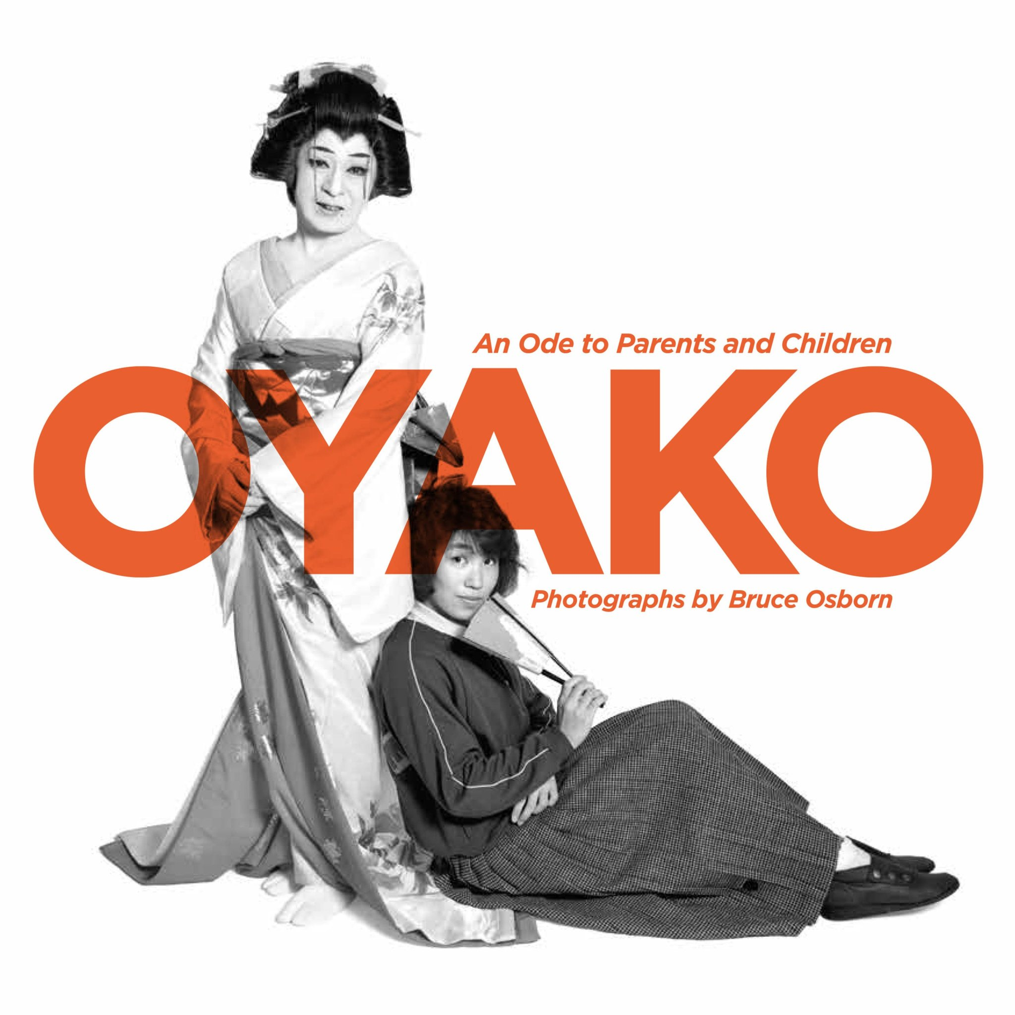 """Bruce Osborn Explores Parent-Child Dynamics in Japan with """"OYAKO"""""""