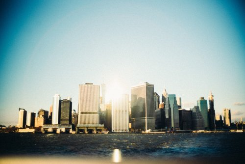 Pictures Speak a Thousand Words - A Love Letter to New York City by Photographer Andre Josselin - The Phoblographer