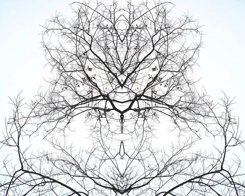 January Turla's Rorschach Inspired Photos Help Her Combat Mental Illness