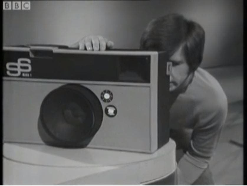 This 1973 BBC Science Session Teaches You to Make A Giant Camera