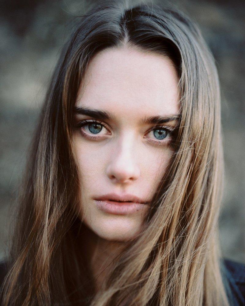 Photographer Christoph Zoubek Uses Film to Create Gorgeous Portraits