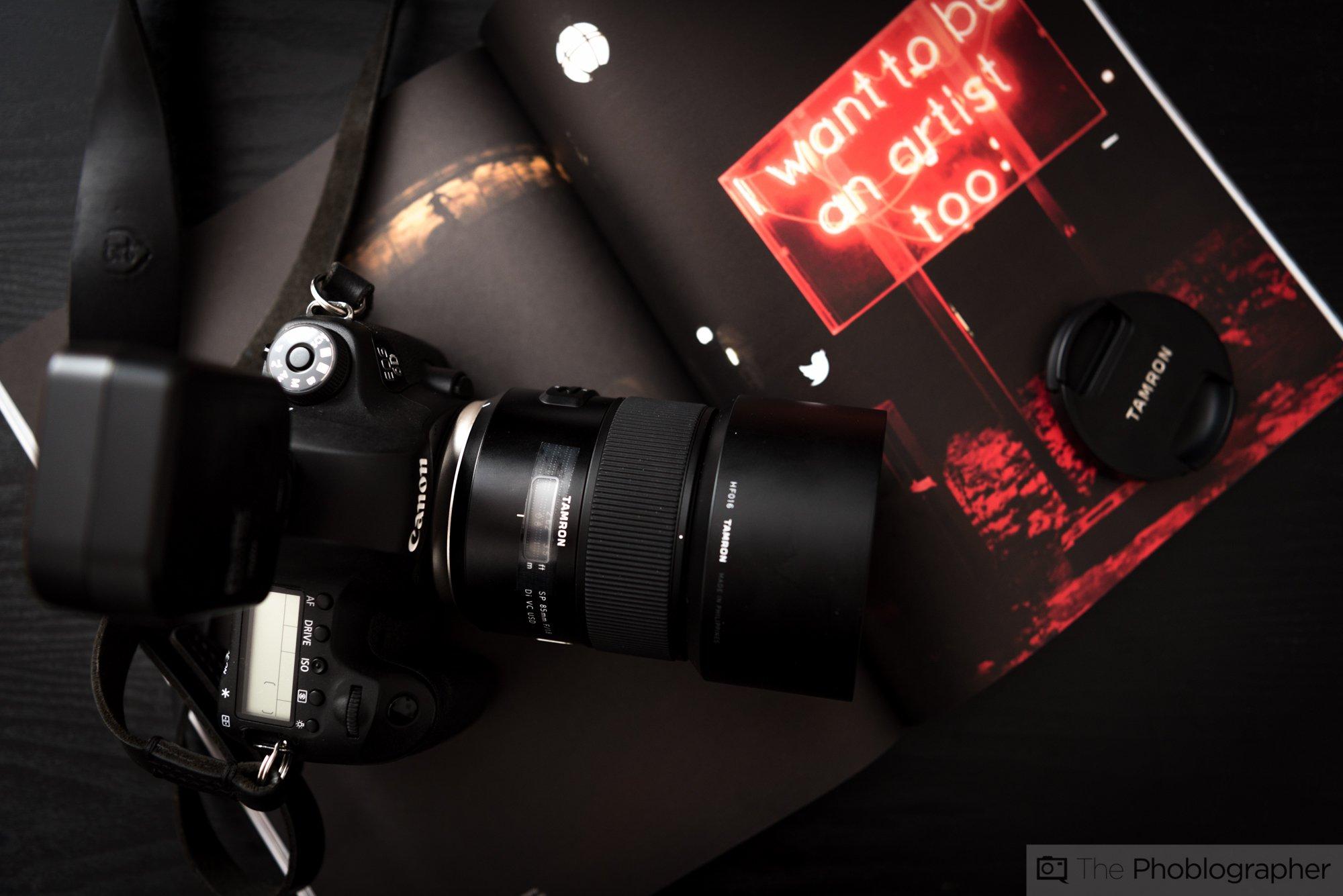 Review: Tamron 85mm f1.8 Di VC USD (Canon EF)