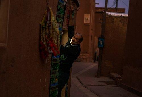 Eliza Malkhasyan Takes Us Around the Hushed Streets of Iran