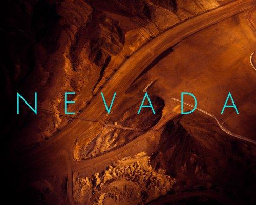 Tom Leighton Portrays Nevada Desert as an Alien Landscape in Red