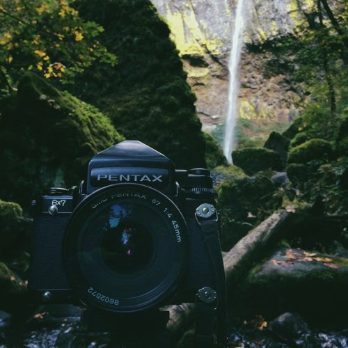 A Musing and History of the Pentax 67 SLR for the Film Geek