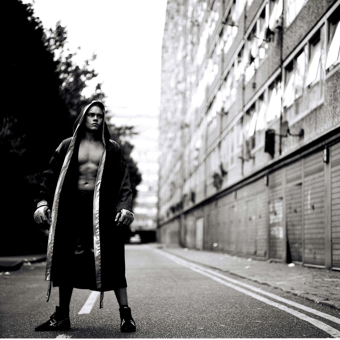 John Ferguson Documents the Tough Life of London's Cage Fighters
