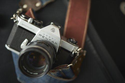 Vintage Camera Review: Pentax Spotmatic (M42 Screwmount)