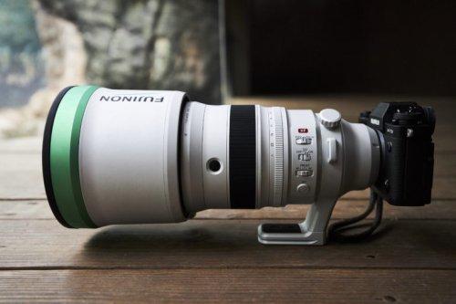 Review: Fujifilm XF 200mm f2 OIS WR (Fujifilm X Mount)