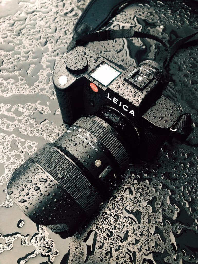Review: Leica SL2 (The Camera for the Photographer That Prints)