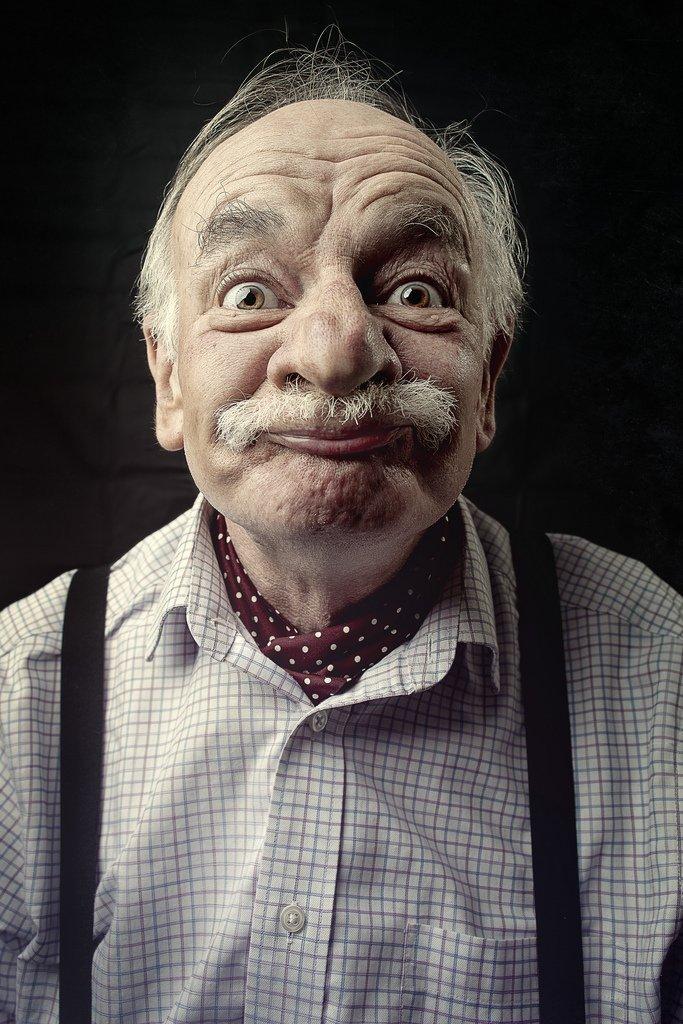Sarah Micaela Snape's Motley Men Is a Series of Test Portraits