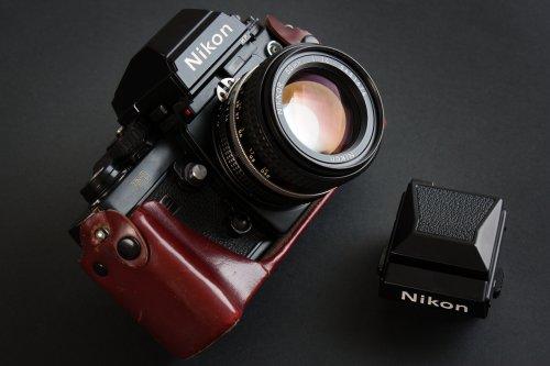 Nikon Announces New Nikon F3 with Interchangeable Viewfinder