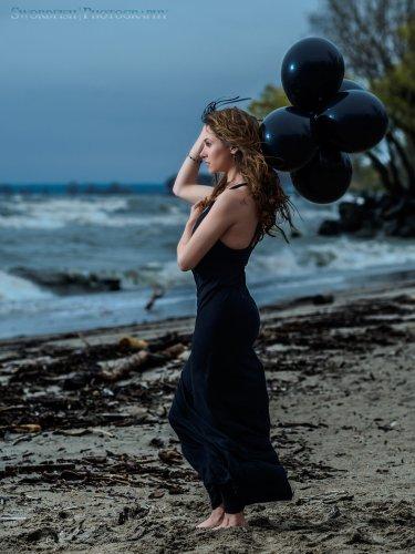 "Creating the Photograph: Chris Aust's ""Stormy Beach"" - The Phoblographer"