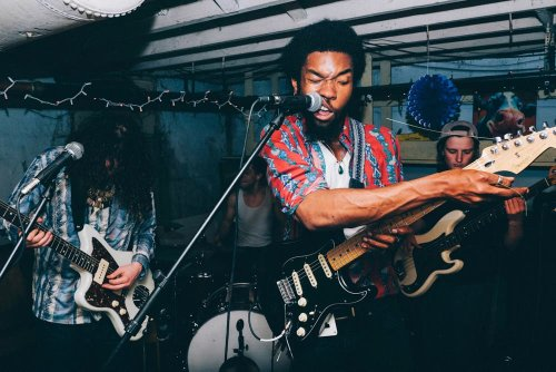 Up Close and Personal with Underground Rock Shows in Pittsburgh