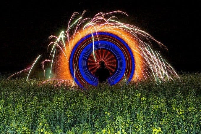 Impressive Light Painting Photographs by Light Fanatic Duo from Germany - The Phoblographer